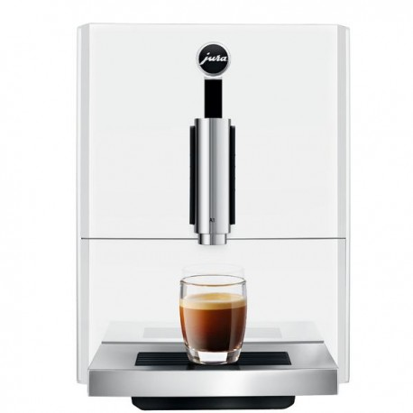 JURA A1 Espresso Machine - Piano White