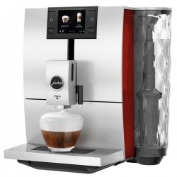 JURA ENA 8 Espresso Machine - Red