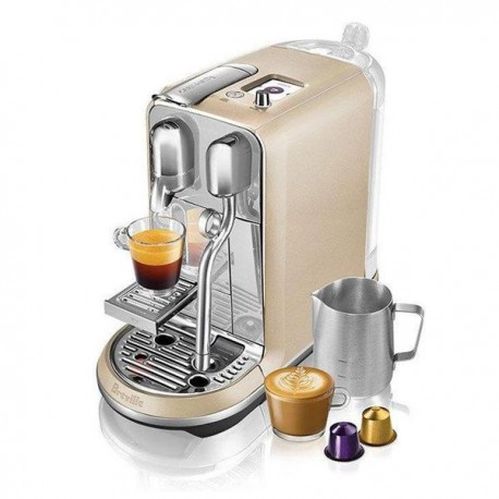 Breville Creatista In Royal Champagne